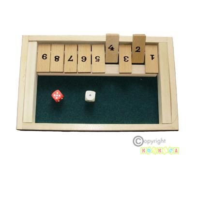 Igra sa Brojevima I. 5+