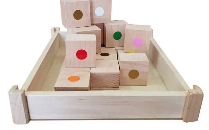 Kutije za razlikovanje zvukova 20 4+