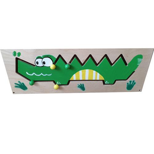 Krokodil grafomotorička vodilica za IT table